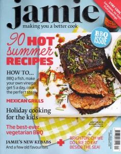 Jamie Oliver's Magazine