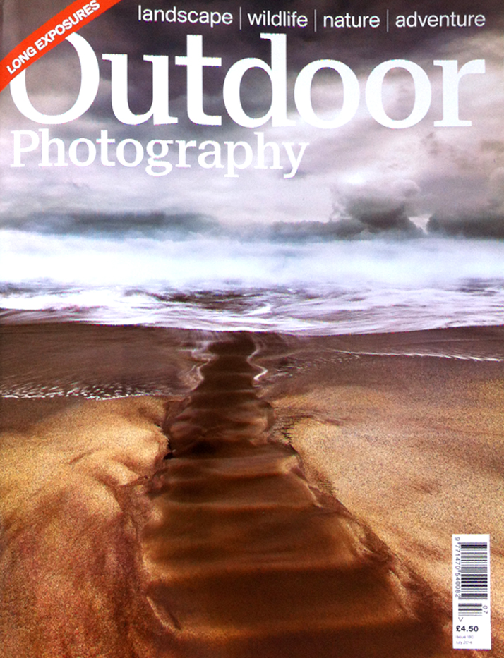 Outdoor Photography Magazine Front Cover