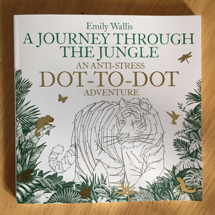 A Journey Through The Jungle Dot To Dot Emily Wallis