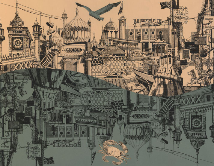 Illustration of Brighton