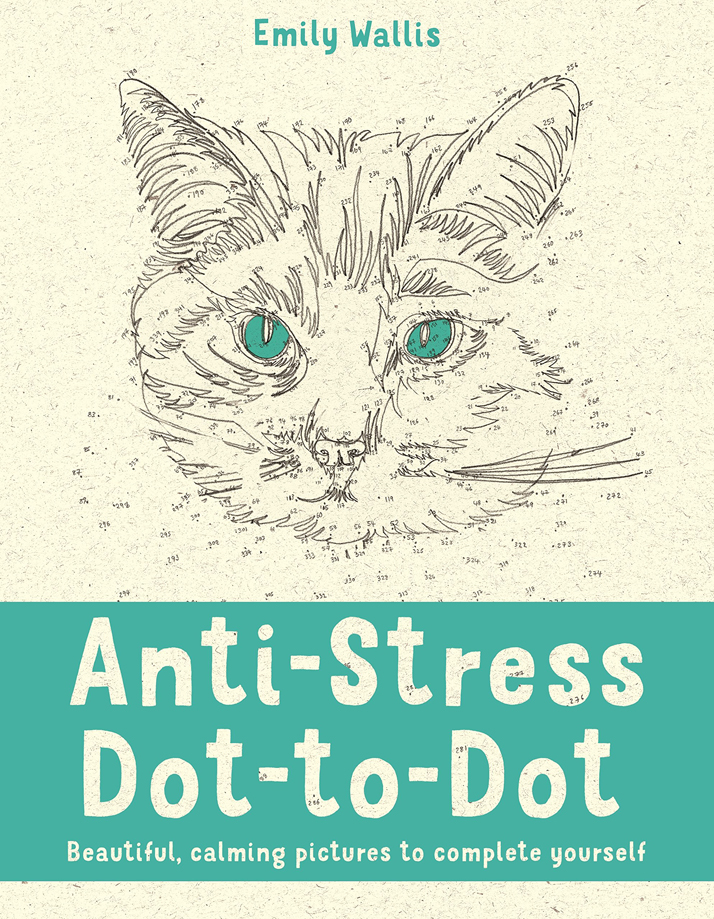 Anti-stress Dot-to-dot book Emily Milne Wallis