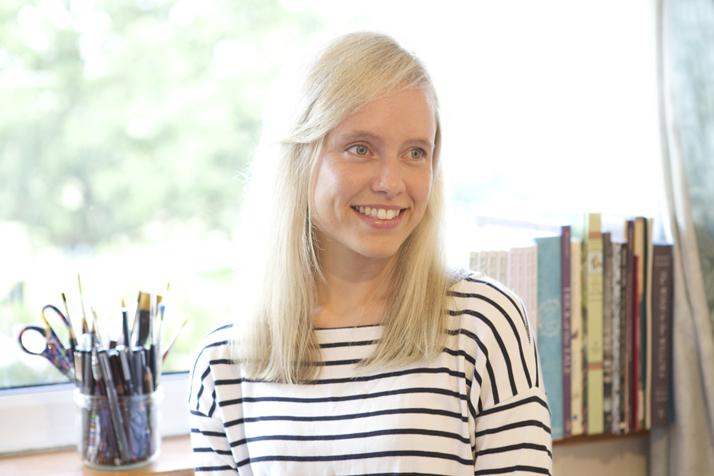 Photo of Emily Wallis