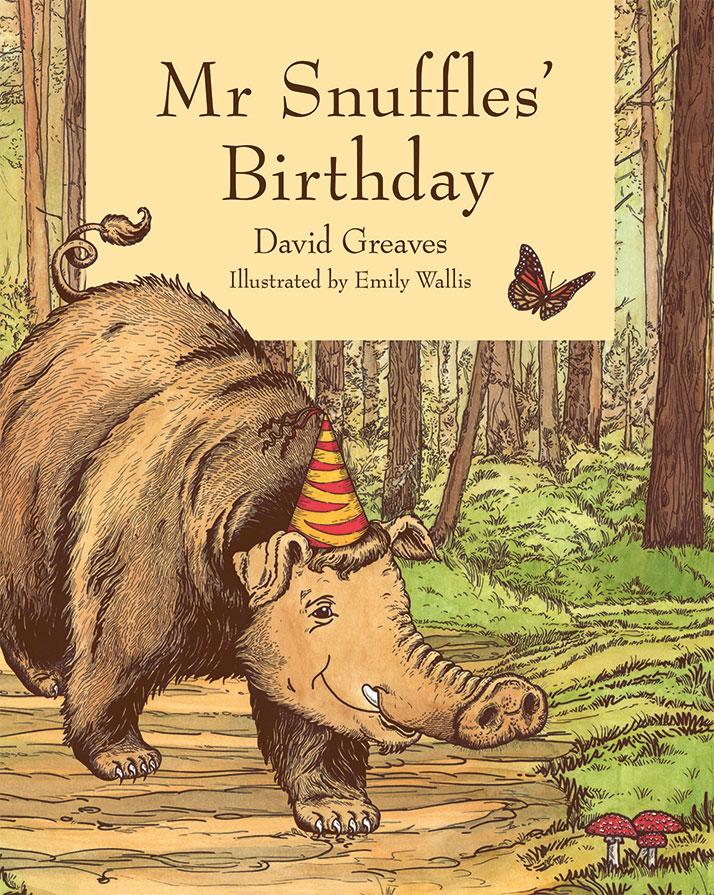 Mr Snuffles' Birthday
